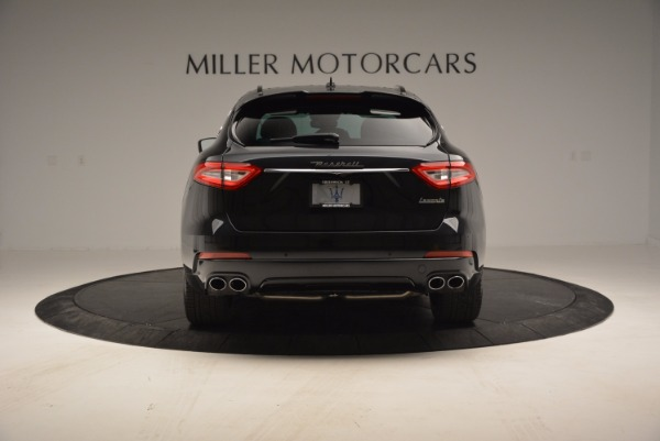 Used 2017 Maserati Levante S Q4 for sale Sold at Rolls-Royce Motor Cars Greenwich in Greenwich CT 06830 6