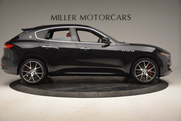 Used 2017 Maserati Levante S Q4 for sale Sold at Rolls-Royce Motor Cars Greenwich in Greenwich CT 06830 9