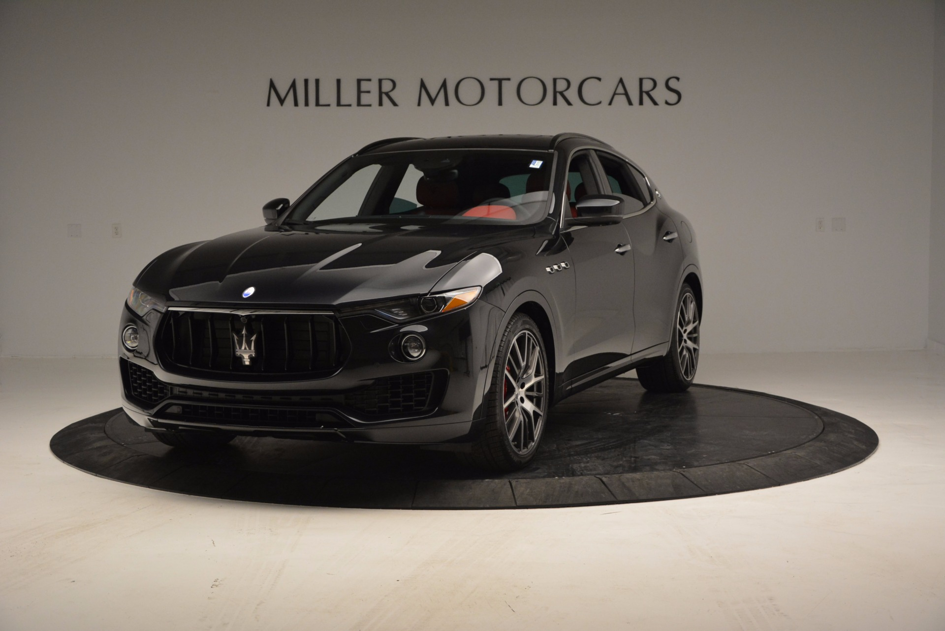 Used 2017 Maserati Levante S Q4 for sale Sold at Rolls-Royce Motor Cars Greenwich in Greenwich CT 06830 1