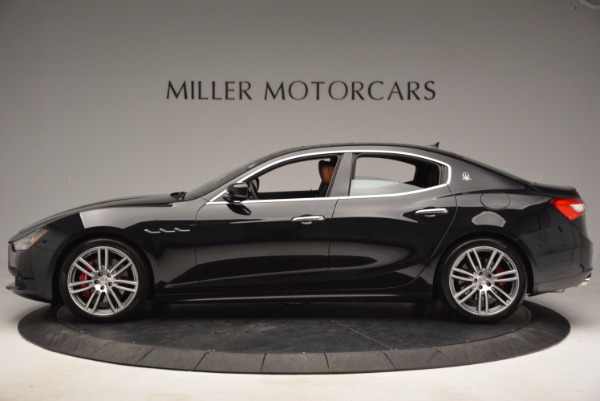 Used 2017 Maserati Ghibli S Q4 for sale Sold at Rolls-Royce Motor Cars Greenwich in Greenwich CT 06830 3