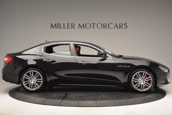 Used 2017 Maserati Ghibli S Q4 for sale Sold at Rolls-Royce Motor Cars Greenwich in Greenwich CT 06830 9