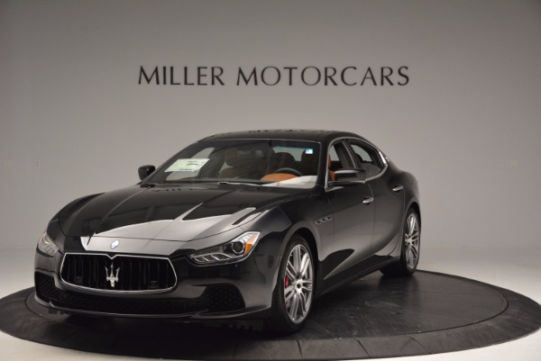 Used 2017 Maserati Ghibli S Q4 for sale Sold at Rolls-Royce Motor Cars Greenwich in Greenwich CT 06830 1