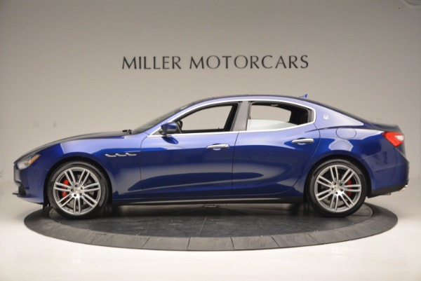 New 2017 Maserati Ghibli S Q4 for sale Sold at Rolls-Royce Motor Cars Greenwich in Greenwich CT 06830 3