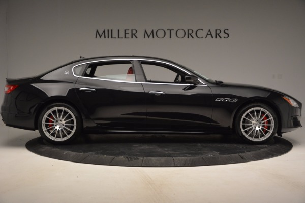 New 2017 Maserati Quattroporte S Q4 GranSport for sale Sold at Rolls-Royce Motor Cars Greenwich in Greenwich CT 06830 9