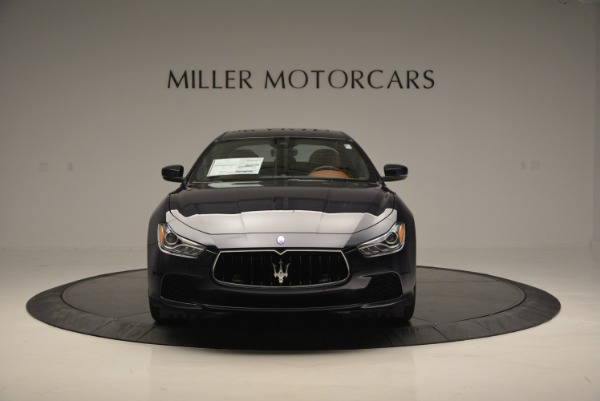 Used 2017 Maserati Ghibli S Q4 for sale $44,900 at Rolls-Royce Motor Cars Greenwich in Greenwich CT 06830 12