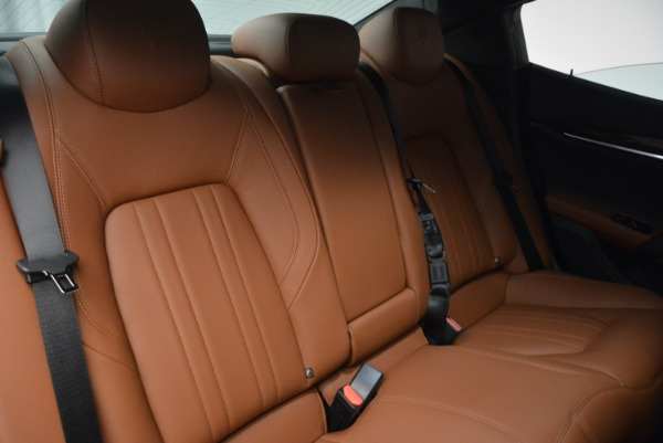 New 2017 Maserati Ghibli S Q4 for sale Sold at Rolls-Royce Motor Cars Greenwich in Greenwich CT 06830 24