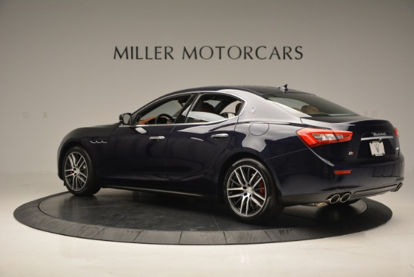 Used 2017 Maserati Ghibli S Q4 for sale $44,900 at Rolls-Royce Motor Cars Greenwich in Greenwich CT 06830 4