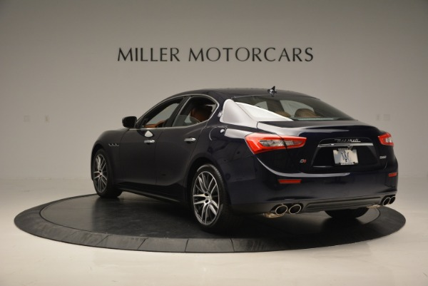 Used 2017 Maserati Ghibli S Q4 for sale $44,900 at Rolls-Royce Motor Cars Greenwich in Greenwich CT 06830 5
