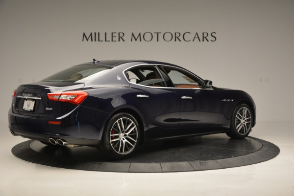 Used 2017 Maserati Ghibli S Q4 for sale $44,900 at Rolls-Royce Motor Cars Greenwich in Greenwich CT 06830 8