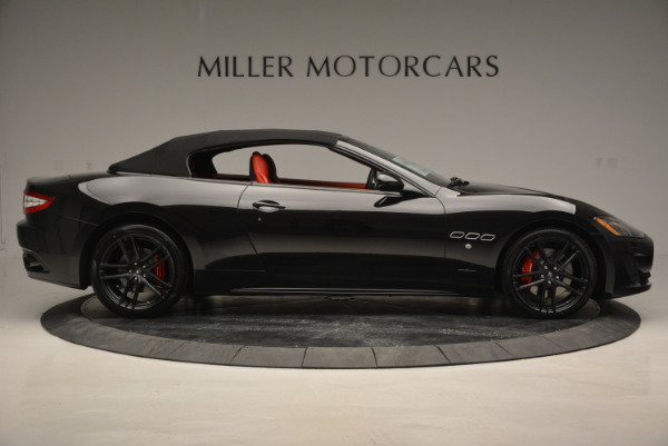 New 2017 Maserati GranTurismo Cab Sport for sale Sold at Rolls-Royce Motor Cars Greenwich in Greenwich CT 06830 13