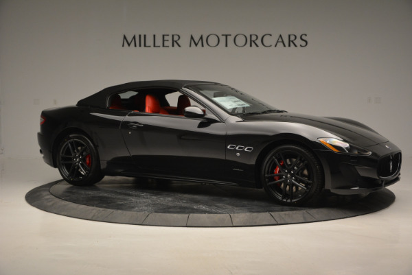 New 2017 Maserati GranTurismo Cab Sport for sale Sold at Rolls-Royce Motor Cars Greenwich in Greenwich CT 06830 15