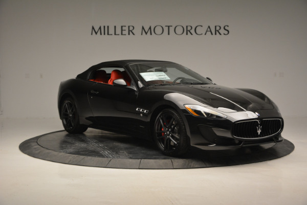 New 2017 Maserati GranTurismo Cab Sport for sale Sold at Rolls-Royce Motor Cars Greenwich in Greenwich CT 06830 16
