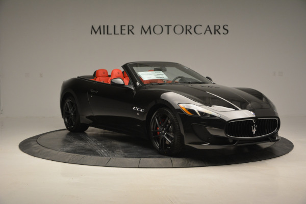 New 2017 Maserati GranTurismo Cab Sport for sale Sold at Rolls-Royce Motor Cars Greenwich in Greenwich CT 06830 17