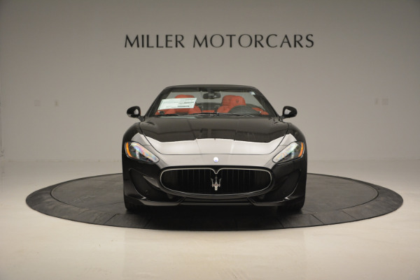 New 2017 Maserati GranTurismo Cab Sport for sale Sold at Rolls-Royce Motor Cars Greenwich in Greenwich CT 06830 18