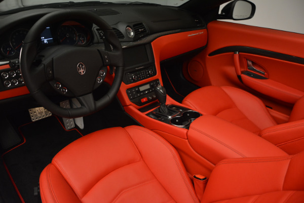 New 2017 Maserati GranTurismo Cab Sport for sale Sold at Rolls-Royce Motor Cars Greenwich in Greenwich CT 06830 20