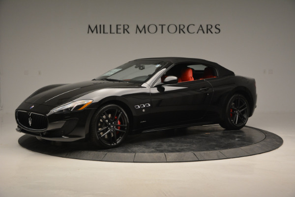 New 2017 Maserati GranTurismo Cab Sport for sale Sold at Rolls-Royce Motor Cars Greenwich in Greenwich CT 06830 4