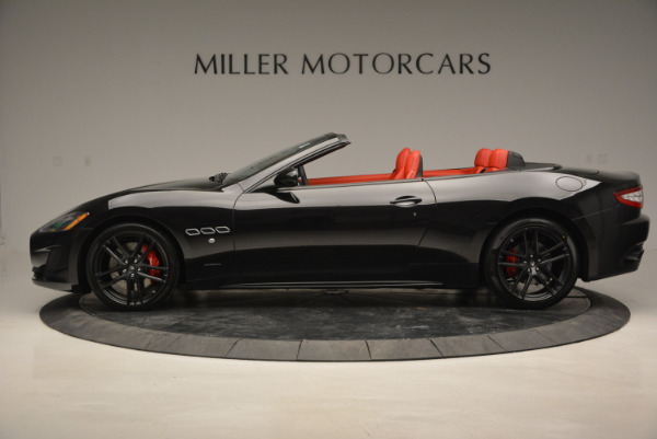 New 2017 Maserati GranTurismo Cab Sport for sale Sold at Rolls-Royce Motor Cars Greenwich in Greenwich CT 06830 5
