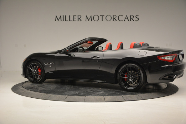 New 2017 Maserati GranTurismo Cab Sport for sale Sold at Rolls-Royce Motor Cars Greenwich in Greenwich CT 06830 7