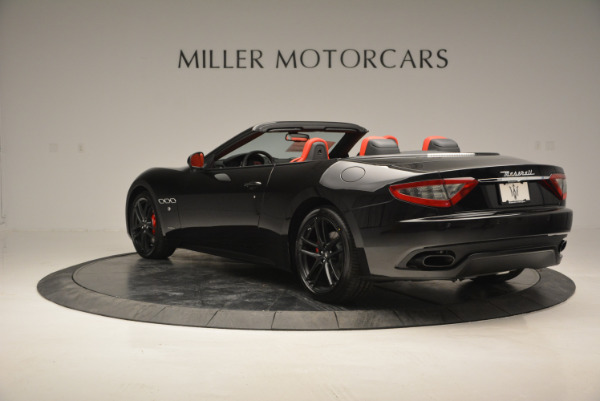 New 2017 Maserati GranTurismo Cab Sport for sale Sold at Rolls-Royce Motor Cars Greenwich in Greenwich CT 06830 8