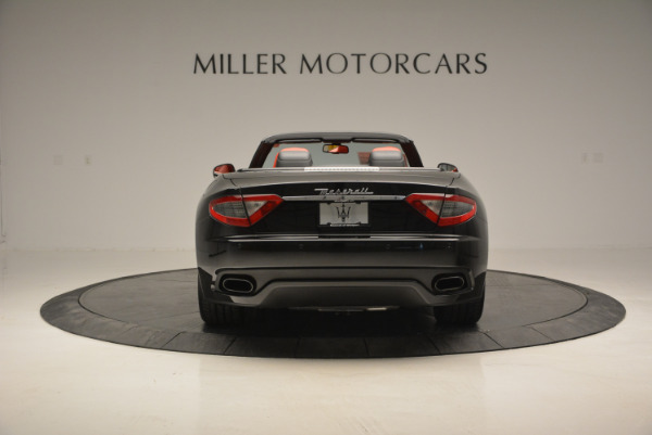 New 2017 Maserati GranTurismo Cab Sport for sale Sold at Rolls-Royce Motor Cars Greenwich in Greenwich CT 06830 9