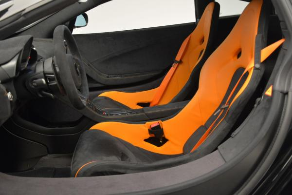 Used 2016 McLaren 675LT for sale Sold at Rolls-Royce Motor Cars Greenwich in Greenwich CT 06830 16