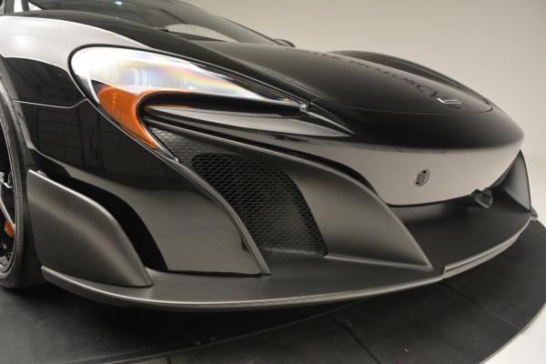 Used 2016 McLaren 675LT for sale Sold at Rolls-Royce Motor Cars Greenwich in Greenwich CT 06830 21