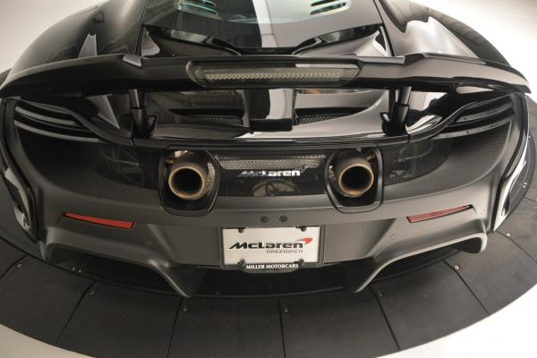 Used 2016 McLaren 675LT for sale Sold at Rolls-Royce Motor Cars Greenwich in Greenwich CT 06830 28