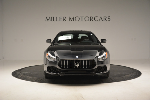 New 2017 Maserati Quattroporte S Q4 for sale Sold at Rolls-Royce Motor Cars Greenwich in Greenwich CT 06830 12