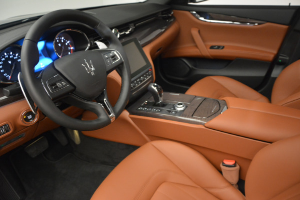 New 2017 Maserati Quattroporte S Q4 for sale Sold at Rolls-Royce Motor Cars Greenwich in Greenwich CT 06830 13