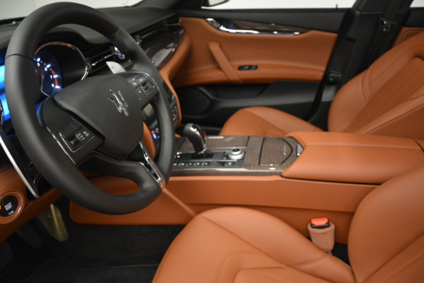 New 2017 Maserati Quattroporte S Q4 for sale Sold at Rolls-Royce Motor Cars Greenwich in Greenwich CT 06830 14