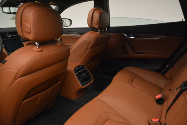 New 2017 Maserati Quattroporte S Q4 for sale Sold at Rolls-Royce Motor Cars Greenwich in Greenwich CT 06830 19