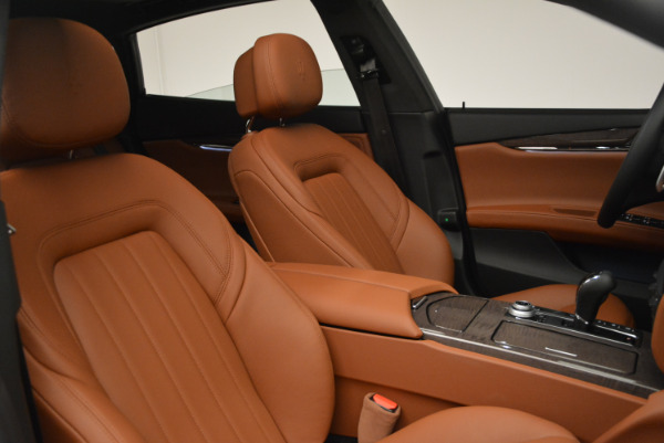 New 2017 Maserati Quattroporte S Q4 for sale Sold at Rolls-Royce Motor Cars Greenwich in Greenwich CT 06830 22