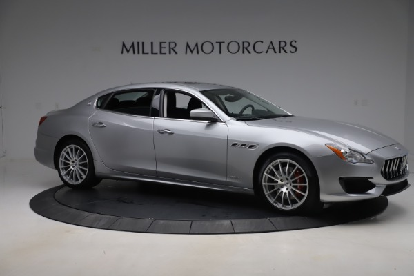 Used 2017 Maserati Quattroporte S Q4 GranSport for sale $59,900 at Rolls-Royce Motor Cars Greenwich in Greenwich CT 06830 10