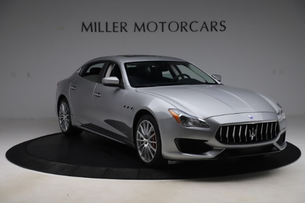 Used 2017 Maserati Quattroporte S Q4 GranSport for sale $59,900 at Rolls-Royce Motor Cars Greenwich in Greenwich CT 06830 11