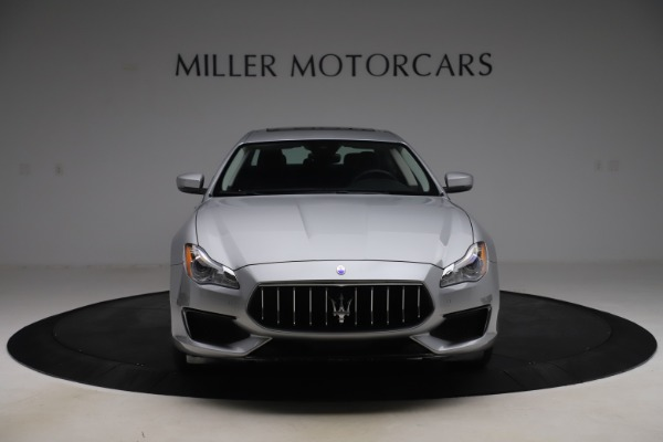 Used 2017 Maserati Quattroporte S Q4 GranSport for sale $59,900 at Rolls-Royce Motor Cars Greenwich in Greenwich CT 06830 12