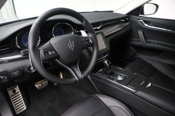 Used 2017 Maserati Quattroporte S Q4 GranSport for sale $59,900 at Rolls-Royce Motor Cars Greenwich in Greenwich CT 06830 13