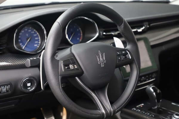 Used 2017 Maserati Quattroporte S Q4 GranSport for sale $59,900 at Rolls-Royce Motor Cars Greenwich in Greenwich CT 06830 16