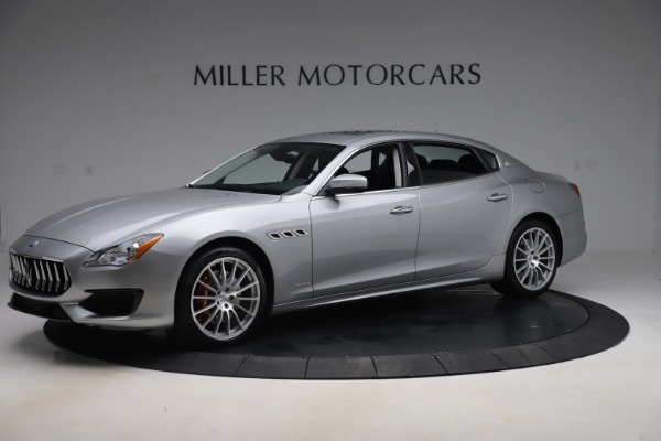 Used 2017 Maserati Quattroporte S Q4 GranSport for sale $59,900 at Rolls-Royce Motor Cars Greenwich in Greenwich CT 06830 2