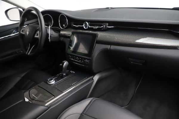 Used 2017 Maserati Quattroporte S Q4 GranSport for sale $59,900 at Rolls-Royce Motor Cars Greenwich in Greenwich CT 06830 21