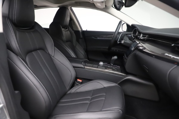 Used 2017 Maserati Quattroporte S Q4 GranSport for sale $59,900 at Rolls-Royce Motor Cars Greenwich in Greenwich CT 06830 22