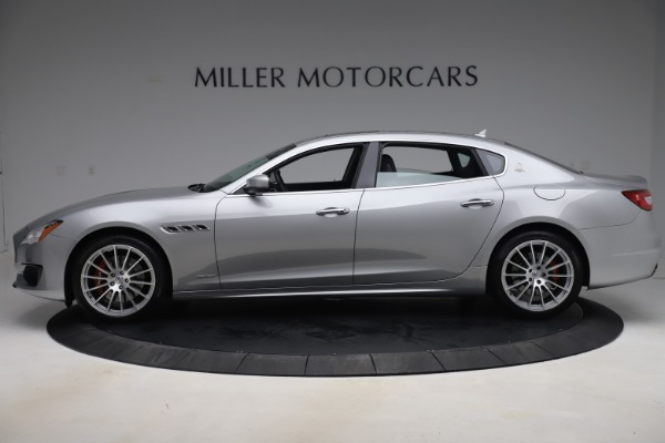 Used 2017 Maserati Quattroporte S Q4 GranSport for sale $59,900 at Rolls-Royce Motor Cars Greenwich in Greenwich CT 06830 3