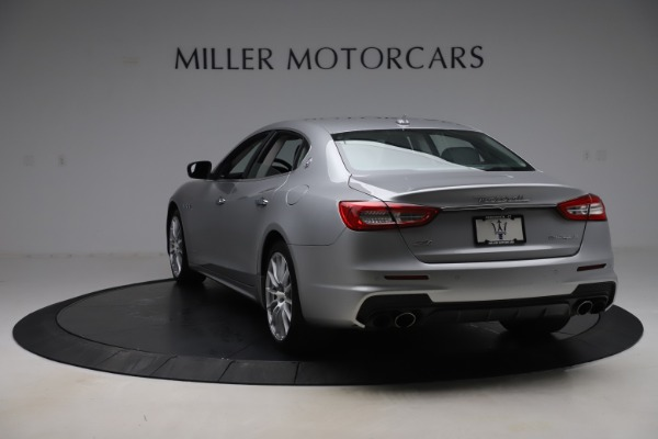 Used 2017 Maserati Quattroporte S Q4 GranSport for sale $59,900 at Rolls-Royce Motor Cars Greenwich in Greenwich CT 06830 5