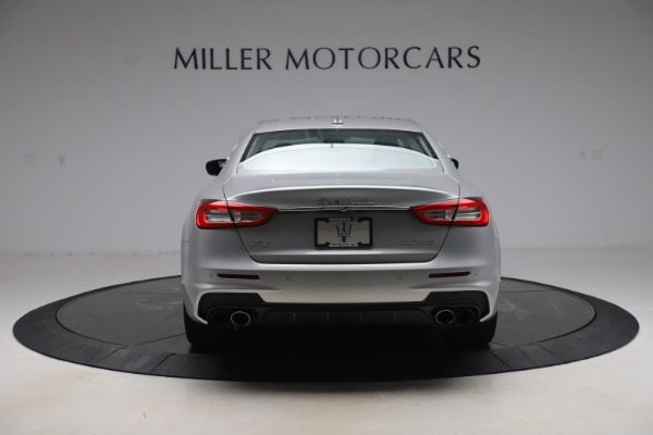 Used 2017 Maserati Quattroporte S Q4 GranSport for sale $59,900 at Rolls-Royce Motor Cars Greenwich in Greenwich CT 06830 6