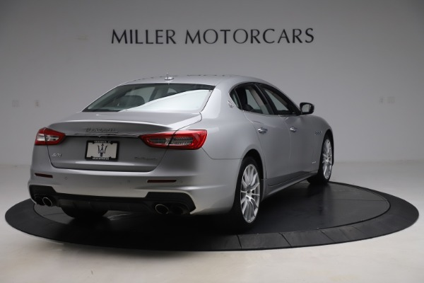 Used 2017 Maserati Quattroporte S Q4 GranSport for sale $59,900 at Rolls-Royce Motor Cars Greenwich in Greenwich CT 06830 7