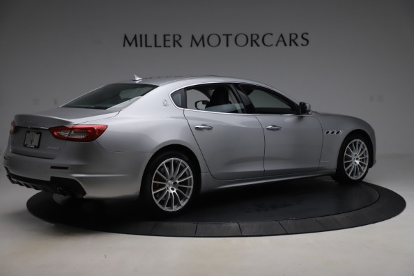 New 2017 Maserati Quattroporte S Q4 GranSport for sale Sold at Rolls-Royce Motor Cars Greenwich in Greenwich CT 06830 8