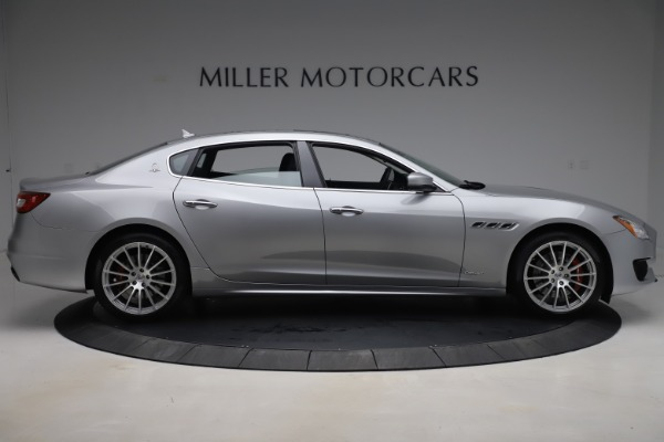 Used 2017 Maserati Quattroporte S Q4 GranSport for sale $59,900 at Rolls-Royce Motor Cars Greenwich in Greenwich CT 06830 9
