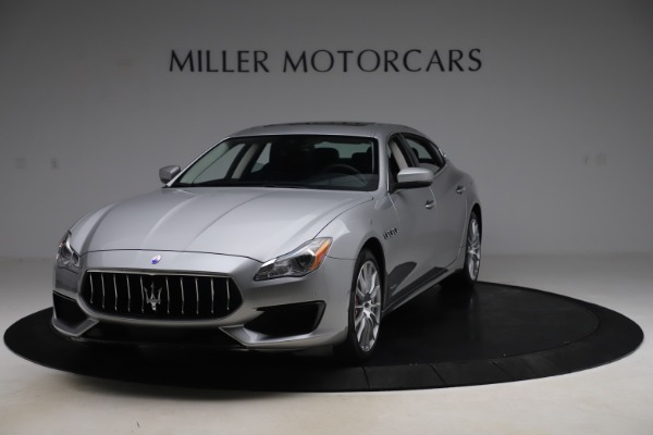 Used 2017 Maserati Quattroporte S Q4 GranSport for sale $59,900 at Rolls-Royce Motor Cars Greenwich in Greenwich CT 06830 1