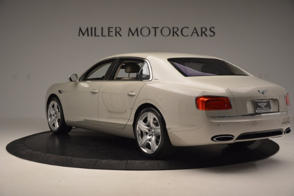 Used 2015 Bentley Flying Spur W12 for sale Sold at Rolls-Royce Motor Cars Greenwich in Greenwich CT 06830 5