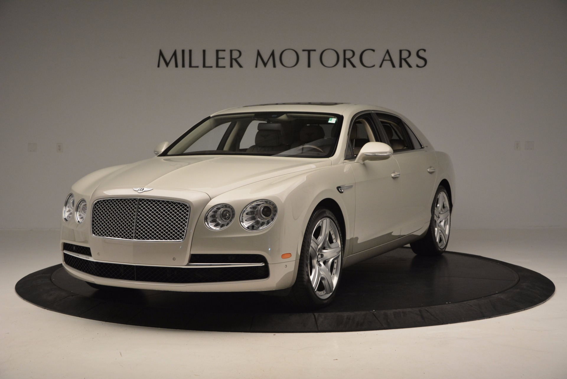Used 2015 Bentley Flying Spur W12 for sale Sold at Rolls-Royce Motor Cars Greenwich in Greenwich CT 06830 1