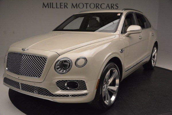 Used 2017 Bentley Bentayga for sale Sold at Rolls-Royce Motor Cars Greenwich in Greenwich CT 06830 13